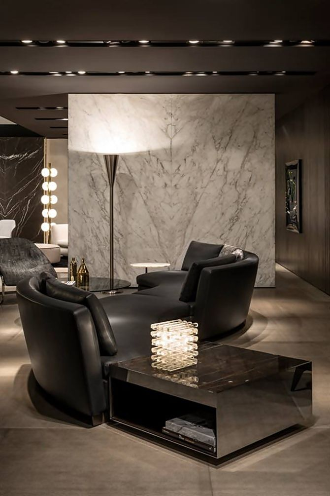 Minotti - Milan Design Week 2015