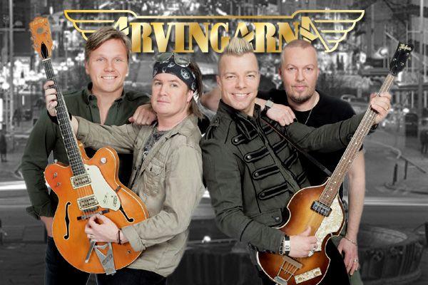 dansbandsmusik - Arvingarna