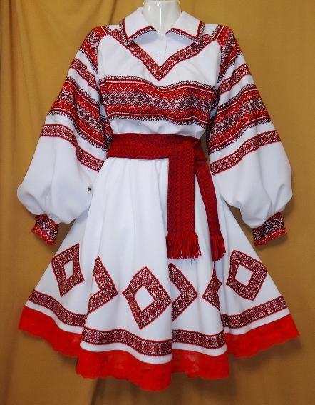ukrainian costume - Google Search