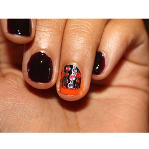 Cool Jewels:  cool gem foils that you can apply to your whole nail, or cut up from Dashing Diva DesignFX