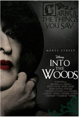 Into the Woods movie coming out this Christmas! Ahhhh hope Disney does it justice!