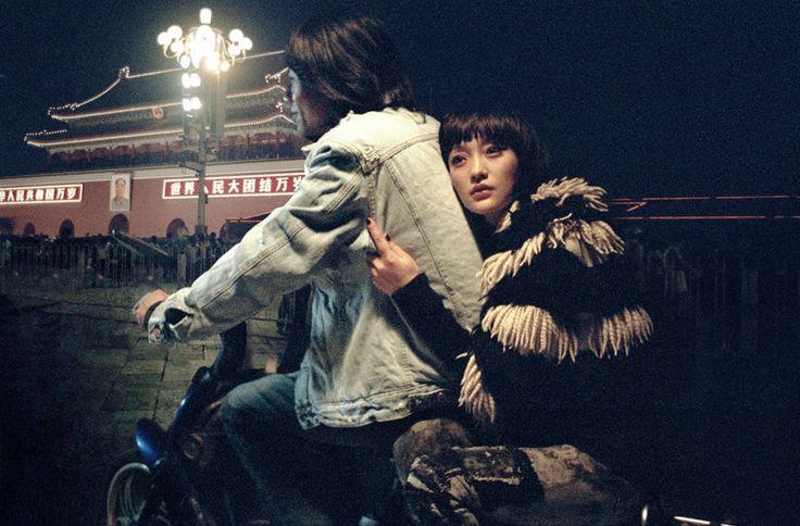 Zhou Xun by Wing Shya