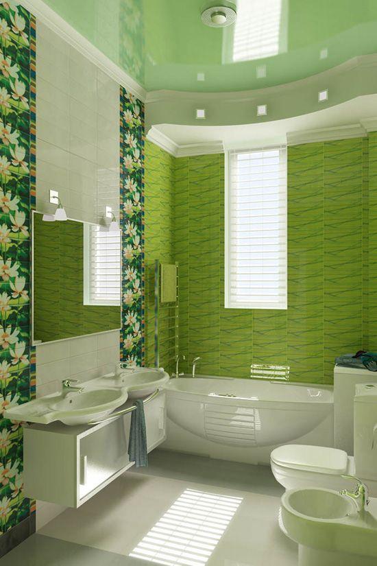 Маленькая ванная комната: фото отделки, дизайна, планировки