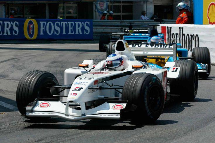 Olivier Panis, Monaco 2002, Bar 004