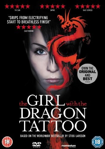 The Girl with the Dragon Tattoo (2009) - really awesome swedish movie... and I really think there's no need for other words for it...