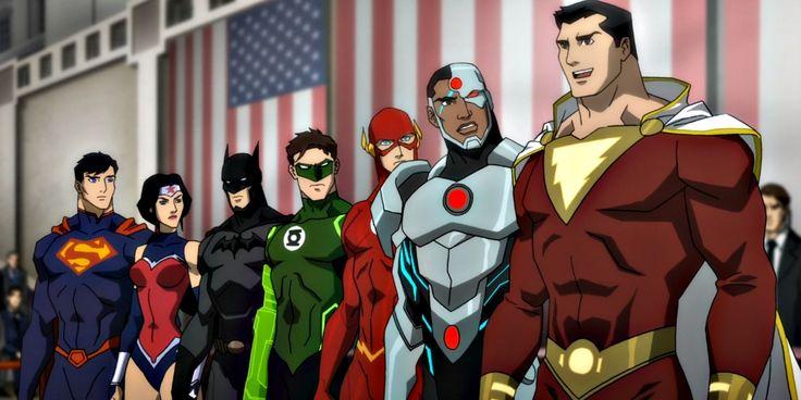Mi película favorita de DC Comics #Ever #MejoresPelículasNetflix #Batman #DC #Comics