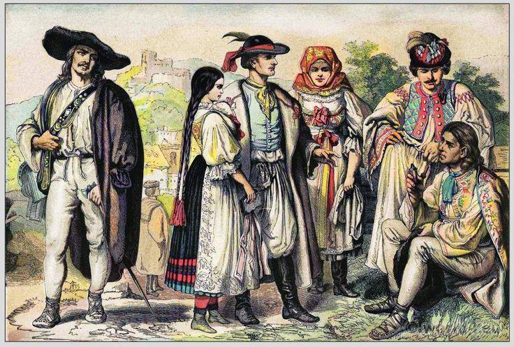 14th Century | peoples from transylvania romania