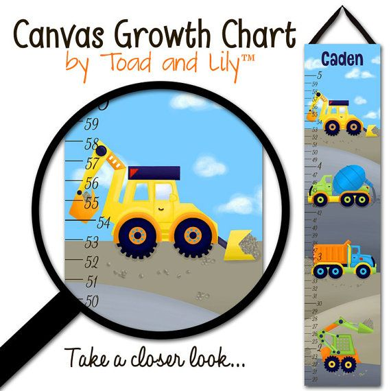 Best Growth Chart Images On   Child Room Bedrooms