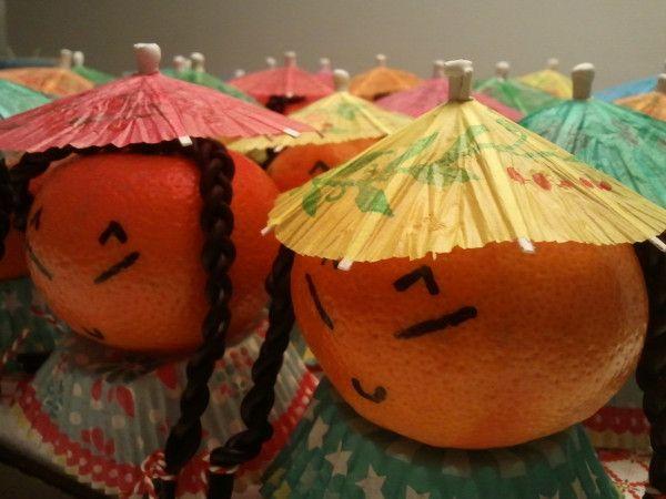 mandarijn-chinees met dropveter