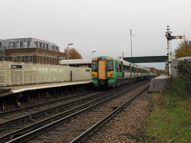 Polegate Railway Station (PLG) in Polegate, East Sussex