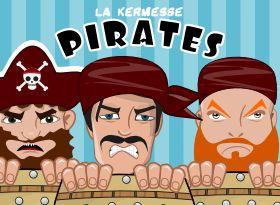 kits à thèmes kermesse pirates