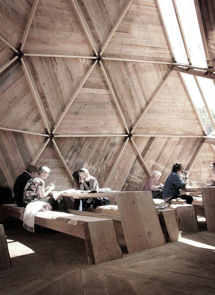 Peoples Meeting Dome / Kristoffer Tejlgaard & Benny Jepsen