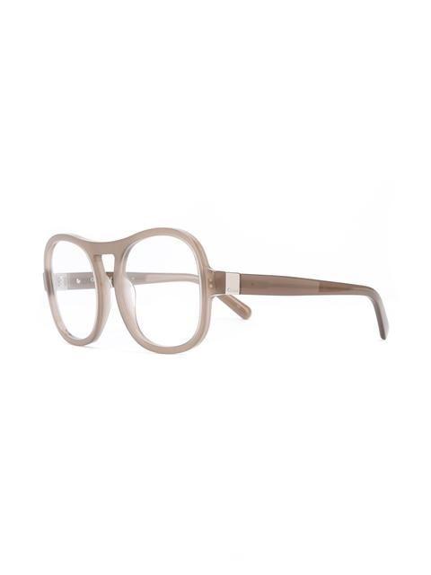 Chloé square optical frames