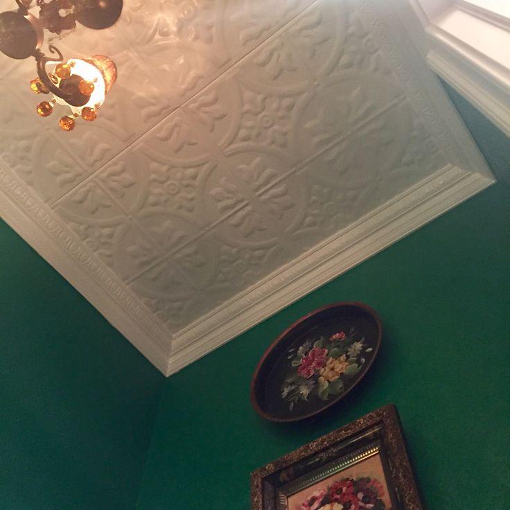 Best 25 paintable textured wallpaper ideas on pinterest - Textured wallpaper on ceiling ...
