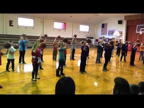 5th Grade Music - Eye of the Tiger - Windom Elementary, Windom, KS - YouTube