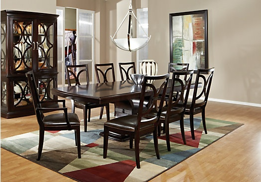 Shop for a Bayboro 5 Pc Dining Room at Rooms To Go. Find Dining Room Sets that will look great in your home and complement the rest of your furniture.