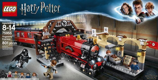 The Magical World Of Lego Harry Potter Is Back With A Fascinating Lineup Of Sets News The Brothers Brick Lego Harry Potter Harry Potter Lego Sets Lego Hogwarts