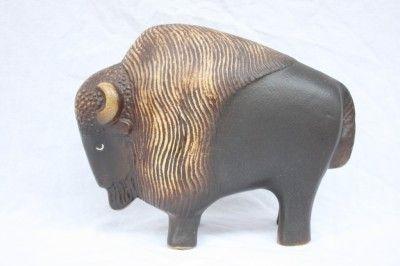Bison. http://www.antikfyren.se/produkt/lisa-larsson-bison/