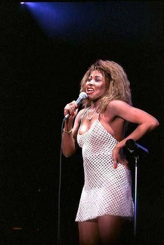 The glorious Tina Turner - rock'n'roll phoenix