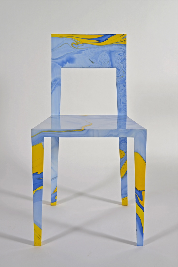 Siren Chair by Neil and Annabel McCarthy