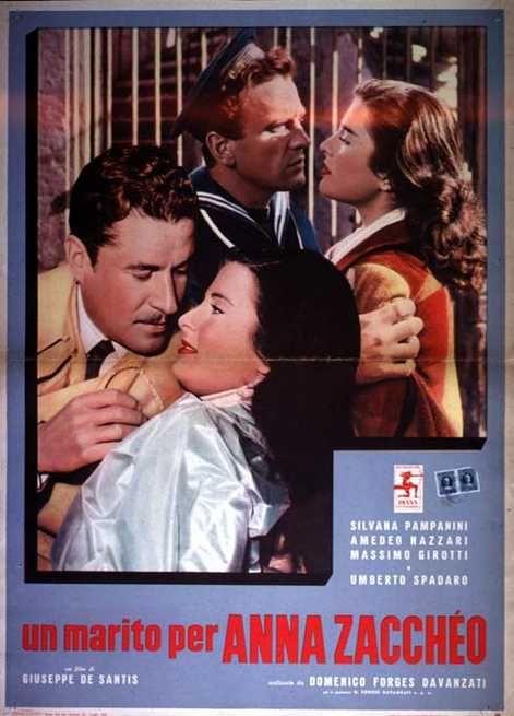 Scheda film Un marito per Anna Zaccheo (1953)  | Leggi la recensione, trama…