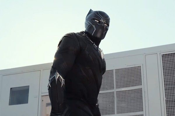 Chadwick Boseman vive o personagem no novo filme da Marvel