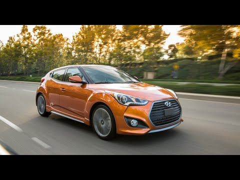 2016 Hyundai Veloster Release Date - YouTube