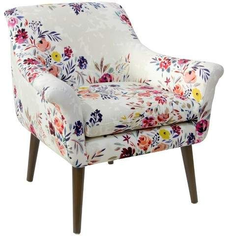 Cloth Amp Co Adele Modern Armchair Florals In 2019