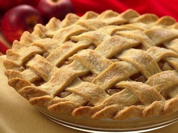 Almás pite (amerikai recept)