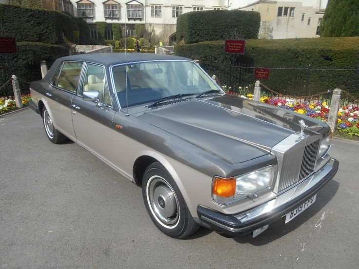 Rolls-Royce Silver Spur 6.8 4dr