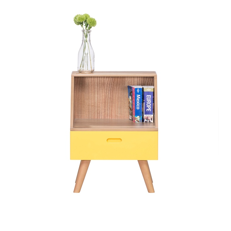 Frederick Side Table - Retro Jan
