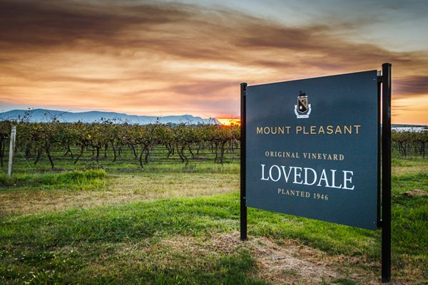 Wheel turns full circle at Mount Pleasant winery in Hunter Valley | Australian Wine Companion