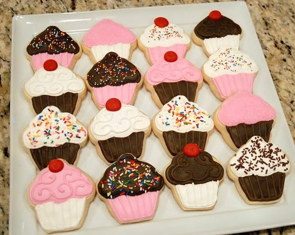 Decorated Sugar Cookies | want to venture into decorating sugar cookies with royal icing