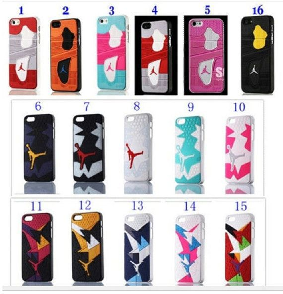 competitive price dd91c 5a90b iPhone 5 Sneaker Sole Gum bottom case Jordan by SneakerObsessionz ...