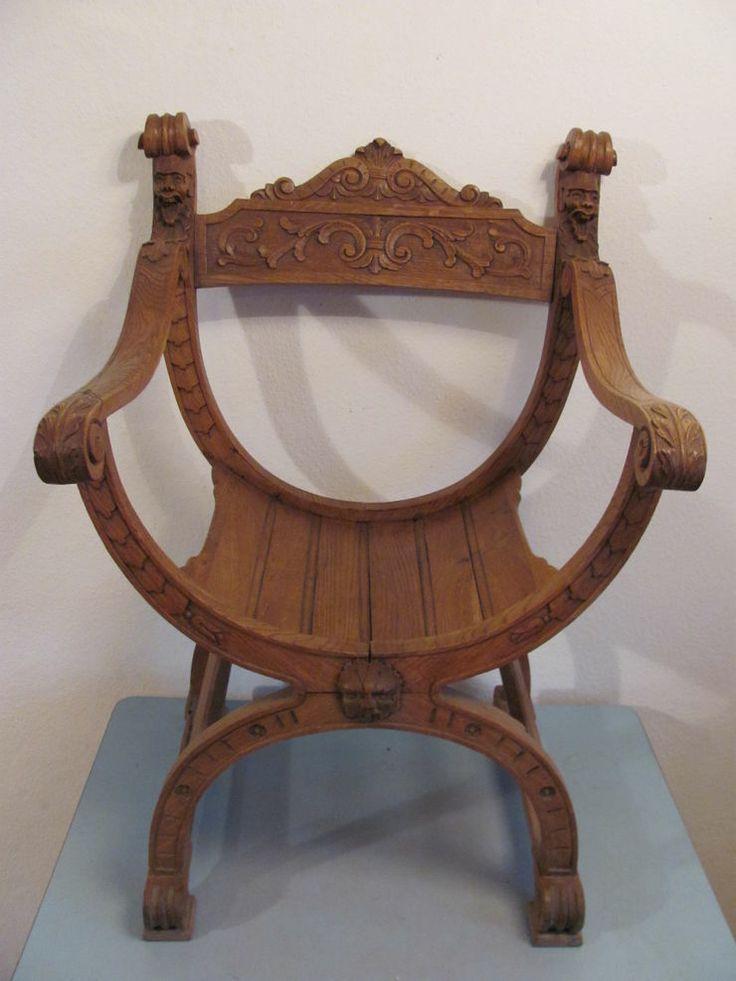stuhl antik renaissance stuhl fratzen mbel antik with stuhl antik anzeige ist deaktiviert with. Black Bedroom Furniture Sets. Home Design Ideas