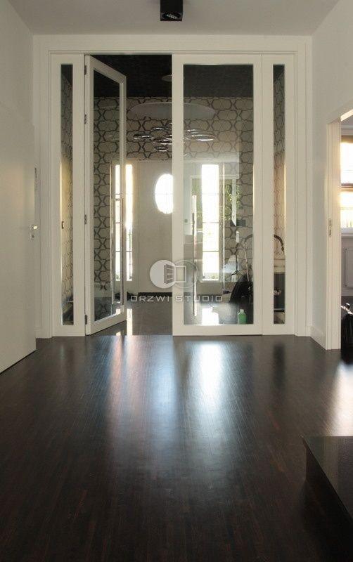 Drzwi szklane - Katalog produktów - Drzwi wewnętrzne - Oferta - Drzwi Studio