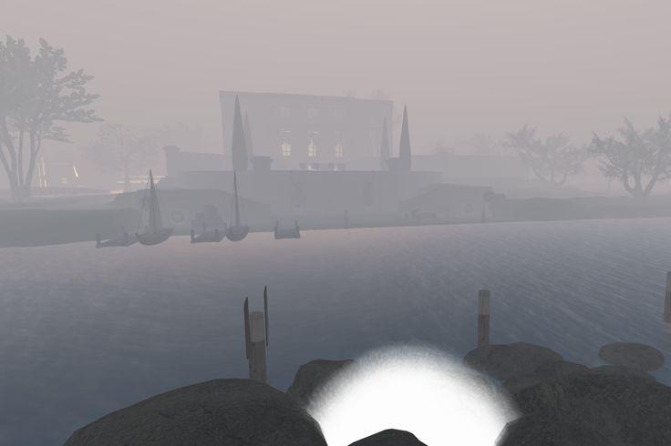 Port Trianon: Foggy Morning