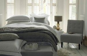 7-The-White-Company-Natural Bedroom | Home Interior Design, Kitchen and Bathroom Designs, Architecture and Decorating Ideas
