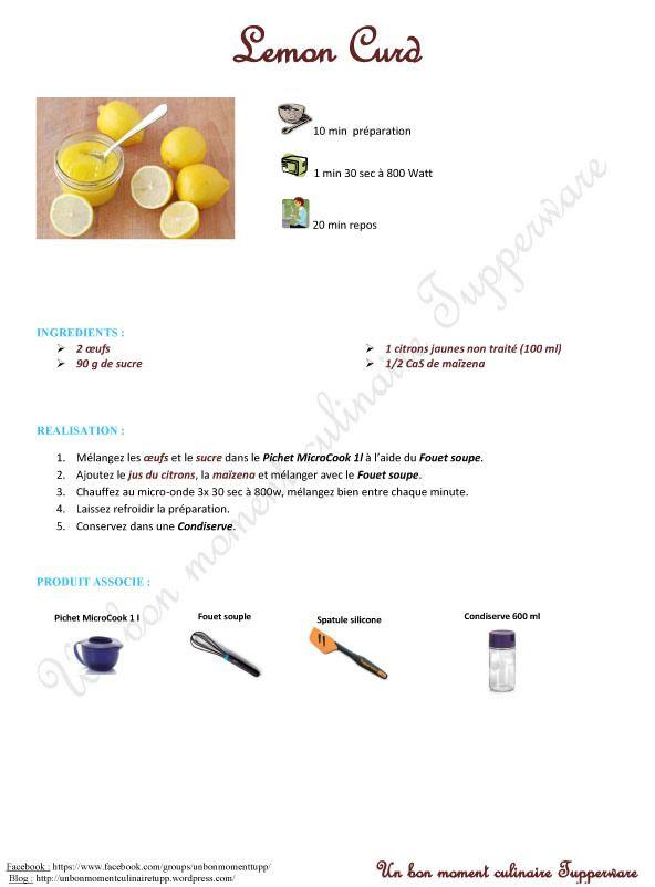 lemon curd                                                                                                                                                                                 Plus