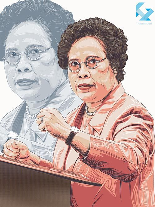 Miriam: Fighting corruption made me run despite health