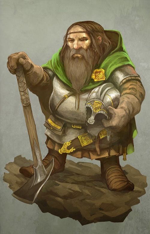 Dorf Warrior