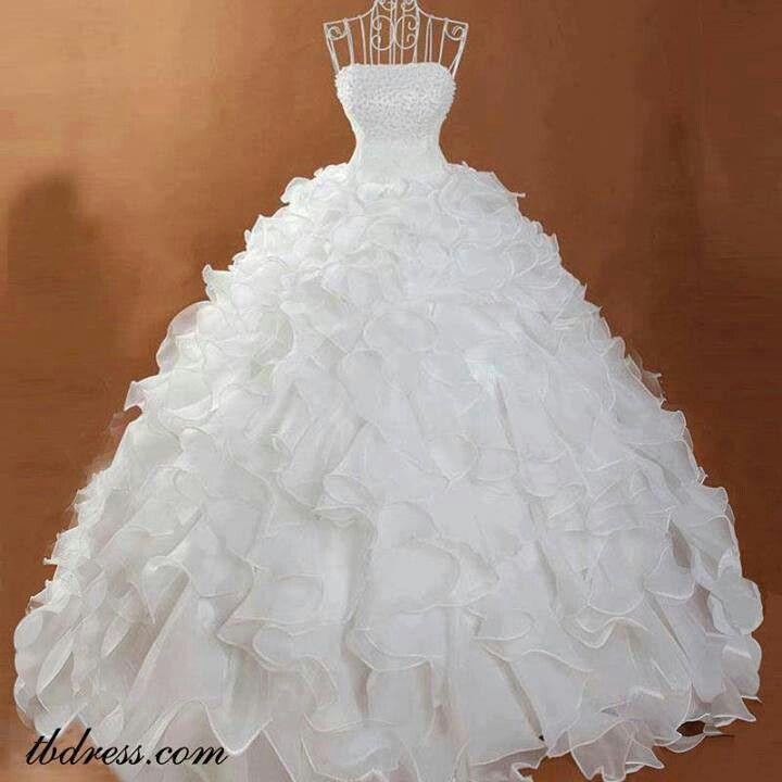 186 besten Wedding Gallery Bilder auf Pinterest | Hochzeitskleider ...