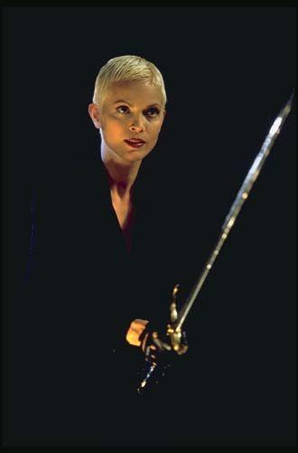 "Amanda Darieux ""Elizabeth Gracen"" Highlander: The Raven (1998-1999)"