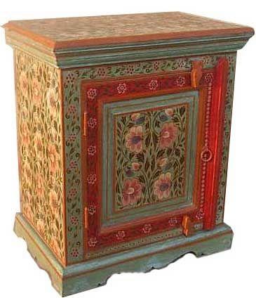 Расписная мебель