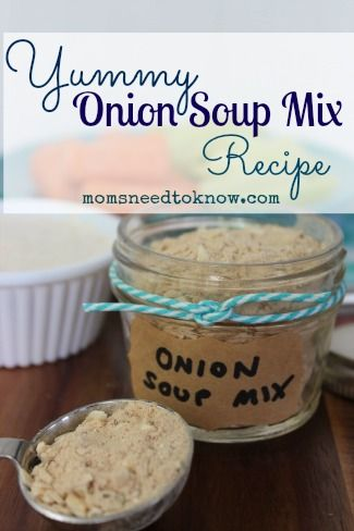 Copycat Lipton Onion Soup Mix Recipe | Moms Need To Know ™