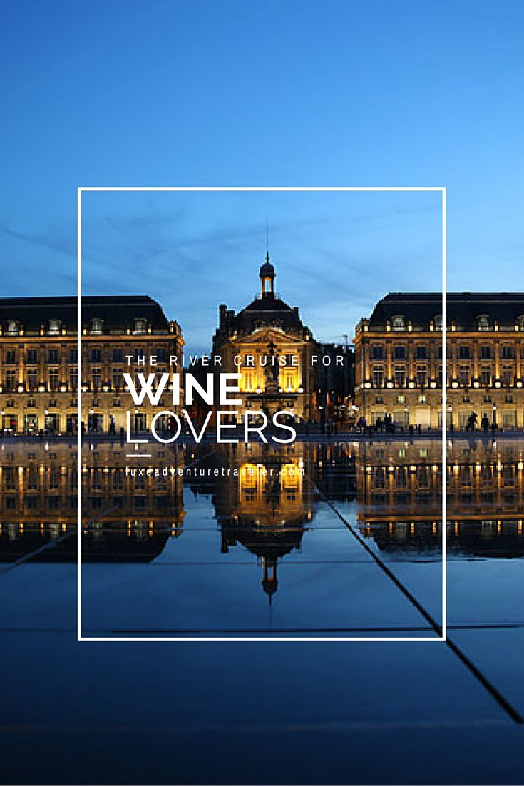 The River Cruise for Wine Lovers #VikingRiverCruises