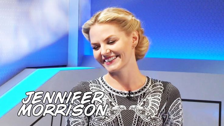 Jennifer Morrison for the World Street Journal New York Comic Con 2015