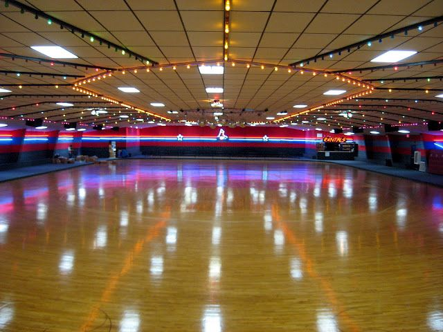 texas roller rinks