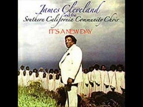 God | God Is - James Cleveland | As a child, I remember him coming often to our church for revivals. This was when church was good, I just didn't know it.