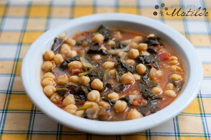 Platos de legumbres para calentar el estómago en los meses de frío